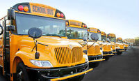 Experienced bus drivers wanted