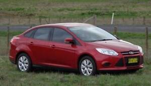 2012 Ford Focus Ambiente MKII Auto Sedan Guyra Guyra Area Preview
