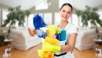 Reliable and affordable house cleaning and no contract is requir