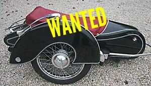 Steib Sidecar - Wanted