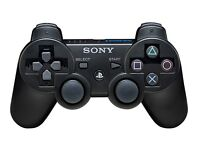 Genuine Official Sony PS3 Sixaxis Dual Shock 3 Wireless Controller