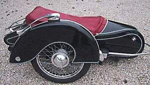 Steib or Bender Sidecar WANTED