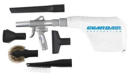 GUARDAIR 1510 Pistol Grip Pneumatic Vacuum