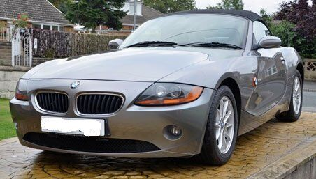 Low Mileage Bmw Z4 2 5i 2003 E85 The Best All Year