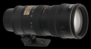 Professional Nikon D3s + 70 - 200 f2.8 vr fullframe