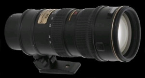 Professional Nikon FULL FRAME KIT.