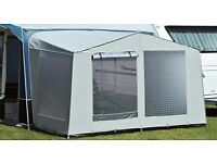 Awning EXTENSION for a Trio caravan awning
