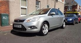 Ford Focus 1.6 auto 59 plate