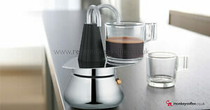 Bialetti Guido Bergna Italian Stovetop Espresso Maker - SO COOL!