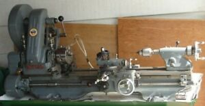 MYFORD ML7 LATHE WITH ACCESSORIES IN EXCELLENT CONDITION