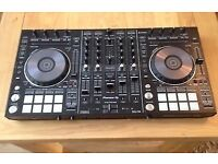 Pioneer DDJ-RX 4 channel DJ controller + Rekordbox DJ license key