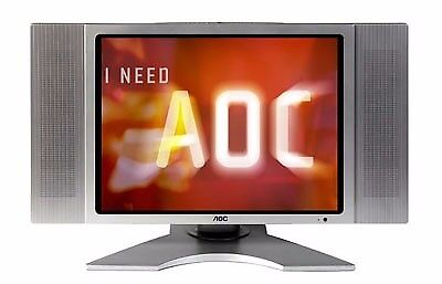 TV AOC 20 inch TV +Monitor