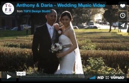 High quality videography for events