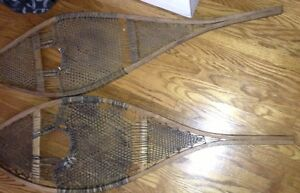 Antique snow shoes for sale London Ontario image 2