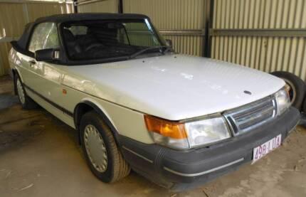 1992 Saab 900i Convertible