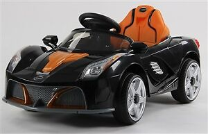New 12V Child Ride On Car # 14 with Doors Remote MP3 Input Music