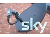 Satellite & Aerial Cctv installation West London