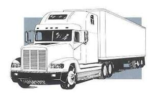 Tractor-Trailer For sale with business