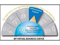 Virtual Assistance - Home based worker ready to report for duty!