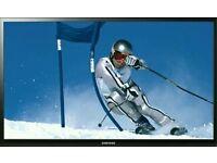 Samsung 51' 3D Plasma tv