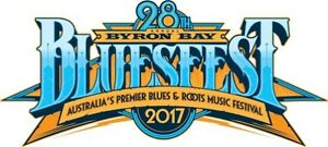Bluesfest Byron 5day pass 2017 Burleigh Heads Gold Coast South Preview
