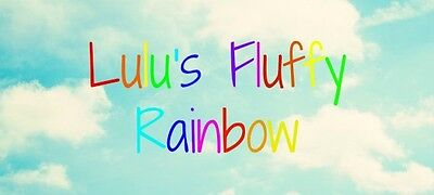 Lulu's Fluffy Rainbow