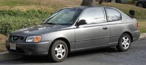 Hyundai Accent 2002 Berkeley Vale Wyong Area Preview