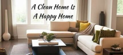 General home cleaning 35$ end of lease 149$