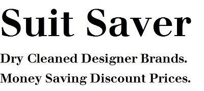 Suit Saver