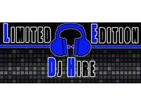 LTD Edition DJ Hire Liverpool