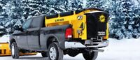 Snow Plowing, Salting and Snow Removal