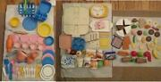 Fisher Price Fun with Food Lot