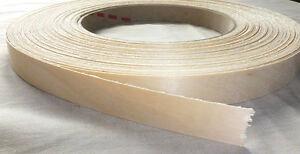 birch wood veneer pre glued iron on edging tape edge. Black Bedroom Furniture Sets. Home Design Ideas