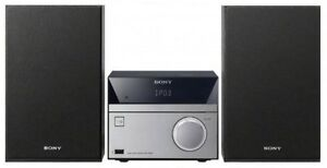 Sony CMT S30ip stereo made for iphone & ipod