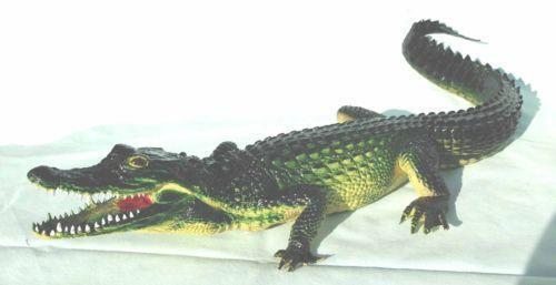 Plastic Toy Alligator Ebay