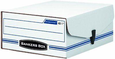 Bankers Box Liberty Binder-pak - Taa Compliant - 4.8 Height X 9.8 Width X