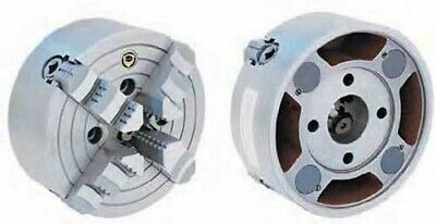 Bison 6 4-jaw Steel Body Independent Lathe Chuck W2 Piece Solid Jaws