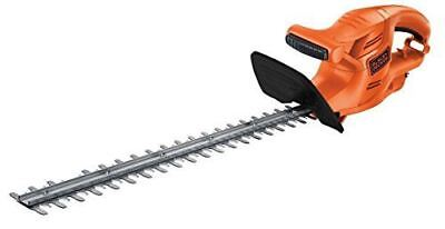 BLACK+DECKER Hedgetrimmer Includes 16 mm Blade Gap and T-handle design, 420 W, 4
