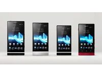 sony xperia z1/z2/z3/z4/z5 smartphone series unlock, uk spec