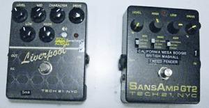 Tech21 Sansamp GT2 Liverpool