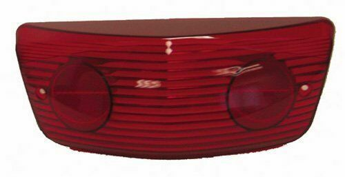 SPI SM-01091 Snowmobile Tail Light Replacement Lens Fits Ski-Doo Rev