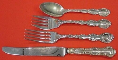 Strasbourg by Gorham Sterling Silver Regular Size Place Setting(s) 4pc