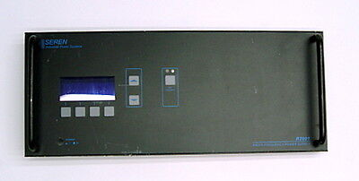 Seren R2001 Radio Frequency Power Supply Rf Generator Faceplate