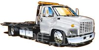 Flat Bed Tow Operator