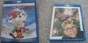 How The Grinch Stole Christmas or A Christmas Story on Blu-Ray