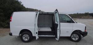 2012 Chevrolet Express 2500 Other - ALL HIGHWAY KM
