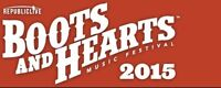 Boots and hearts tickets 2015