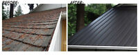 REASONABLE RATES FOR ALL YOUR ROOFING NEEDS
