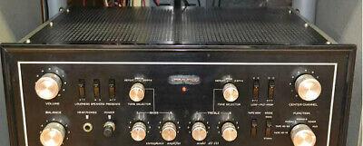 SANSUI Tube Integrated Amplifier AU-111 USED #2347