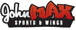 John Max Sports & Wings Hiring Kitchen Manager